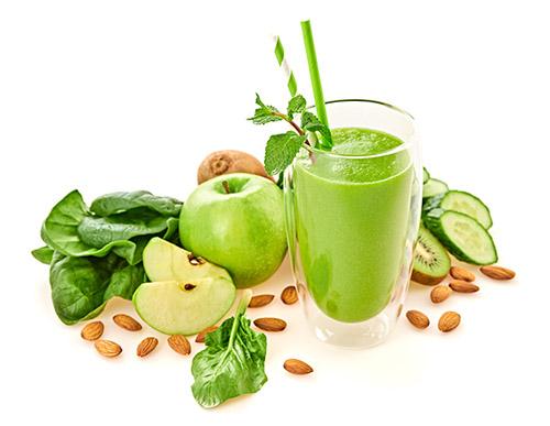 Vihreä juoma